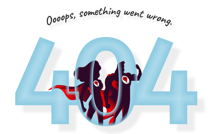 Ooooops, something went wrong - 404